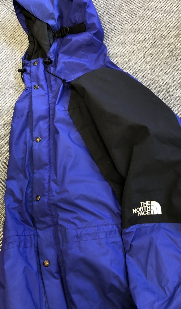 "FAN LOG 〜New Vintage Just Arrive ""THE NORTHFACE""〜"