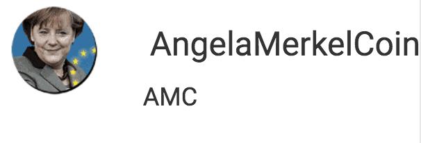 AngelaMerkelCoin