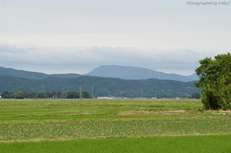 胎蔵山(729M)_山形県酒田市本楯新田