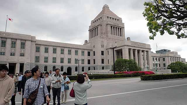 国会議事堂1国会2