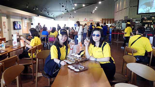 中国からの観光客