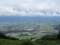 長嶺山頂から‥安曇平の眺望