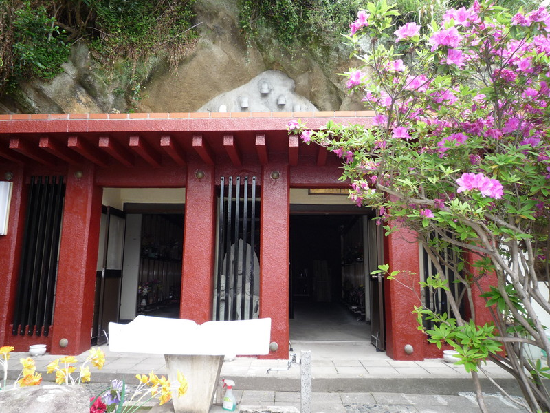 五月の延命寺