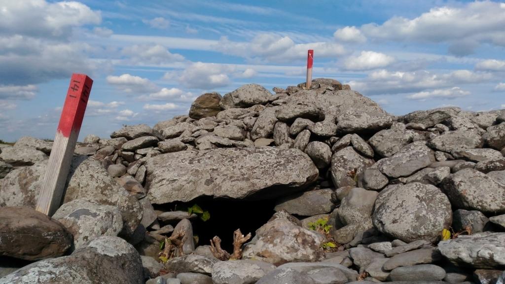 相島積石塚2