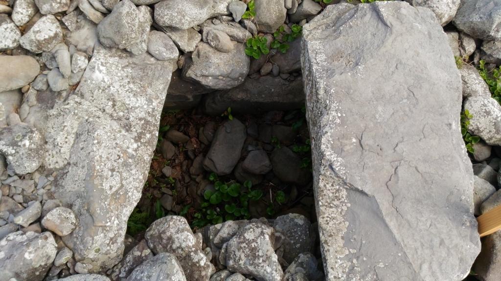 相島積石塚3