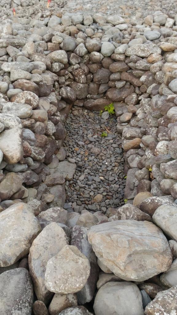 相島大塚(120号墳)の石室