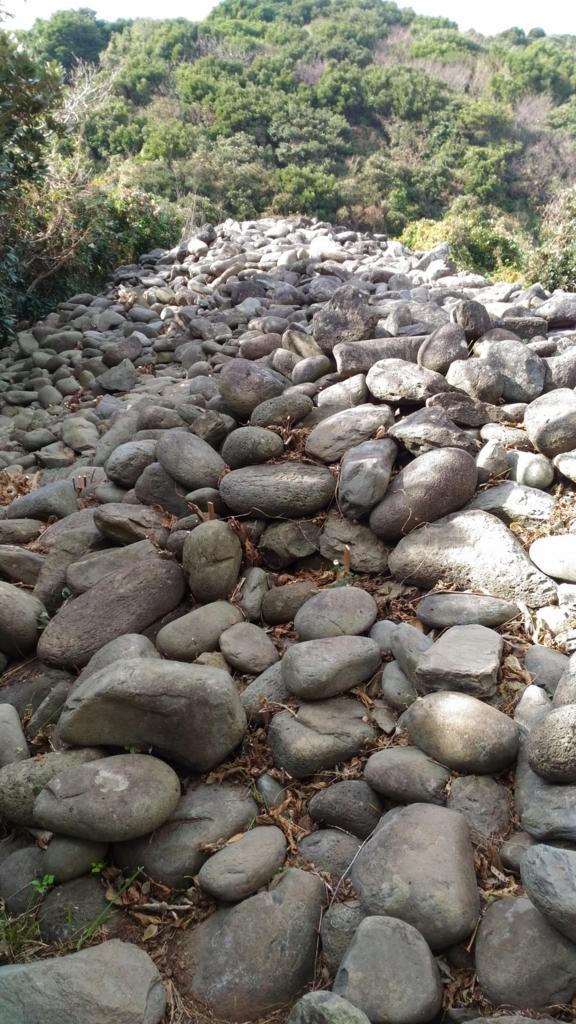 太閤潮井の石