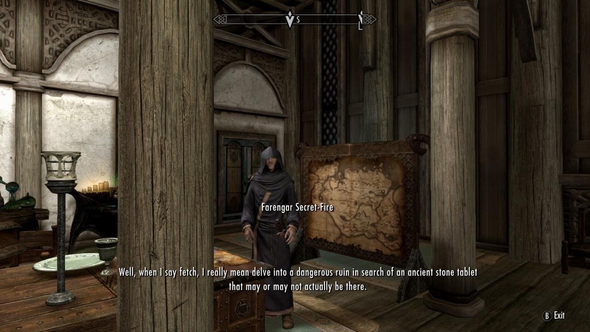 宮廷付き魔術師のファレンガー