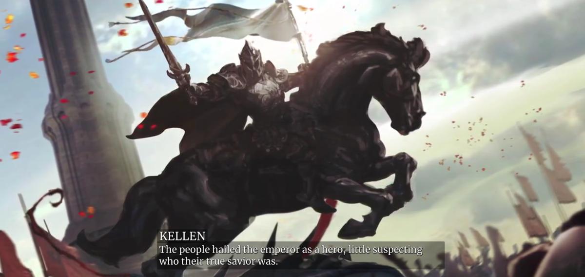 実際に突撃したのは皇帝じゃなくて名もなき英雄だった
