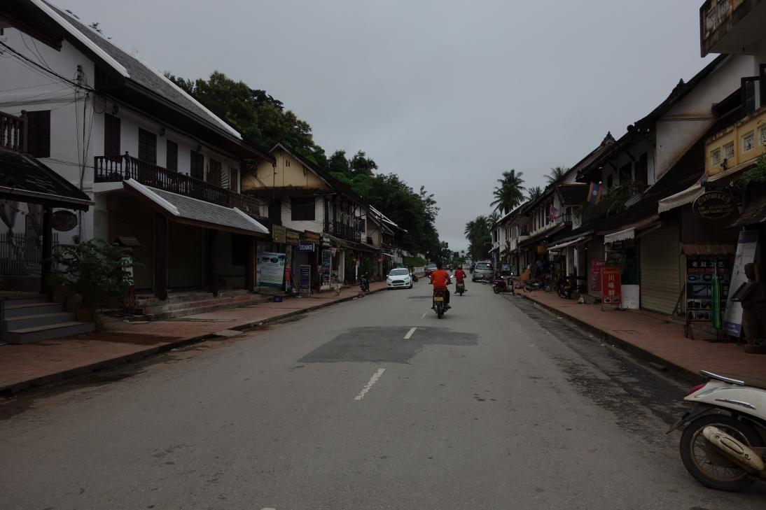 道路の様子1