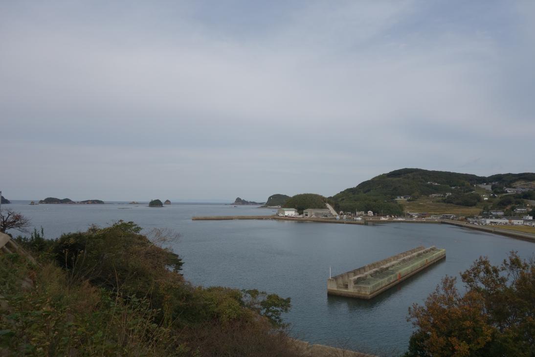 郷ノ浦港1