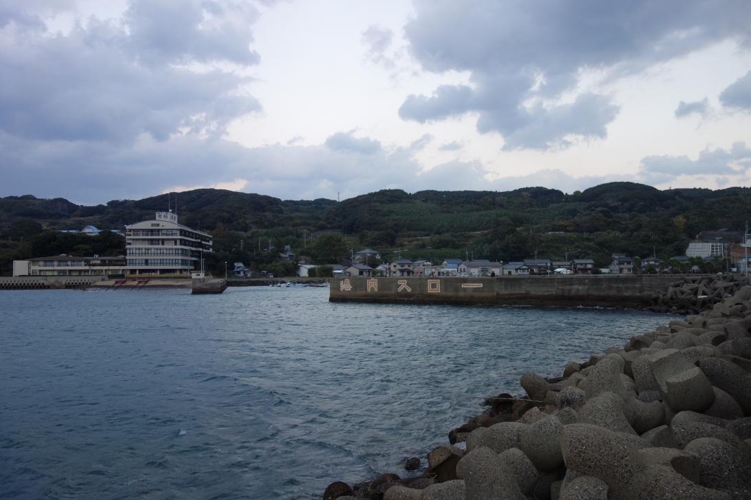 郷ノ浦港2