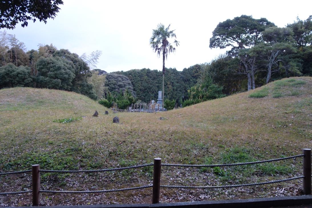 百合畑古墳園1