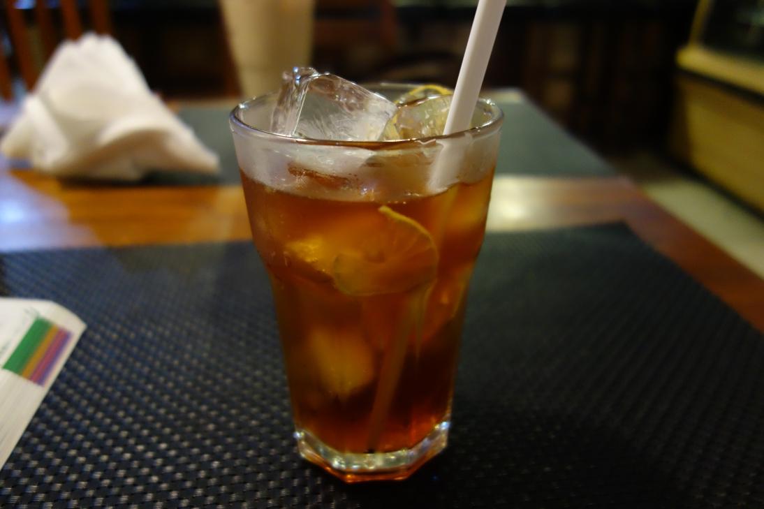 冷たい紅茶(ストレート!)2