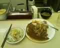 カレギュウ+生野菜