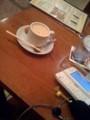 レイトランチのソフトドリンクはコーヒーにした@新宿東口ライオン