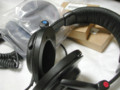 MDR-Z600イヤーパッド交換