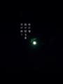 [iphoneography][photoikku][jhaiku][fxcamera][俳句]秋の宵 街が唸る音 月が吸う [山乃鯨]