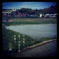 [photoikku][instagram][jhaiku][poem][五七五][季語][俳句][俳句][写真俳句]代田掻き 遠き安達太良 風薫る [山乃鯨]