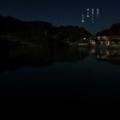 [photoikku][jhaiku][haiku][poem][秋][autumn][俳句][季語][写真俳句][フォト俳句]我思う 流星ひとり 帰る森 [山乃鯨]