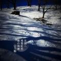 [photoikku][jhaiku][春][spring][poetry][季語][写真俳句][snapseed][photohaiku][フォト俳句]北国へ 残雪虹色 陽の飛礫(つぶて)[山乃鯨]