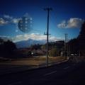 [photoikku][jhaiku][春][spring][poetry][季語][写真俳句][snapseed][photohaiku][フォト俳句]風光る 街病み忙(せわ)し 北行かむ[山乃鯨]