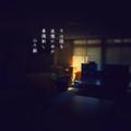 [photoikku][jhaiku][春][spring][poetry][季語][写真俳句][snapseed][photohaiku][フォト俳句]子は隠(かく)る 追憶の井戸 春陽射し[山乃鯨]