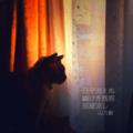 [phonto][jhaiku][夏][summer][poetry][季語][写真俳句][snapseed][photohaiku][フォト俳句]日ぞ消えぬ 幽(かそ)けき残照 部屋涼し[山乃鯨]