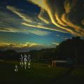 [jhaiku][秋][fall][写真俳句][poetry][季語][photohaiku][micropoetry][autumn][フォト俳句]うたげあと 夜露香りて とばり待つ[山乃鯨]