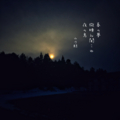 [jhaiku][春][haiku][写真俳句][poetry][季語][photohaiku][micropoetry][spring][フォト俳句]春の夢 微睡(まどろ)み聞こゆ 夜の鳥[山乃鯨]