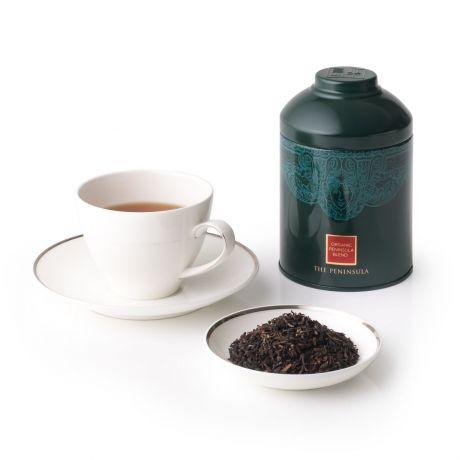 ペニンシュラの紅茶