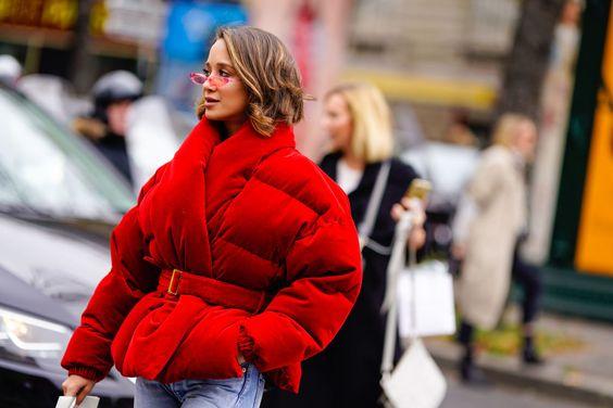海外セレブの冬コートファッション