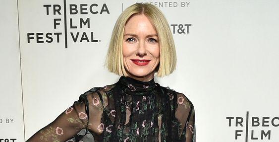 トライベッカ映画祭のナオミ・ワッツ