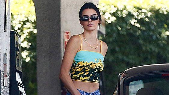 2019年6月6日のケンダル・ジェンナー(Kendall Jenner)