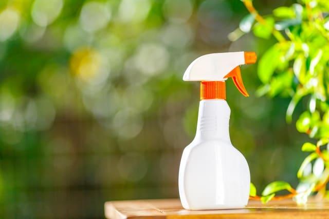 洗剤 除菌 スプレー