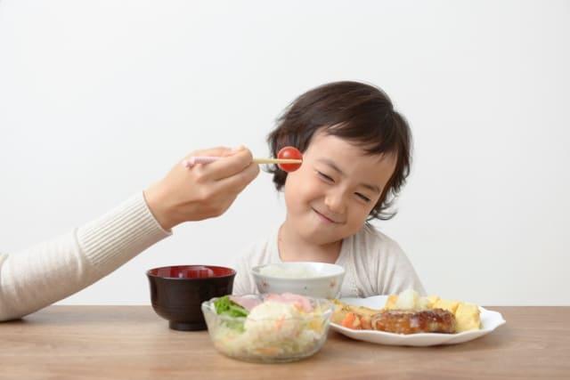 子どもの偏食
