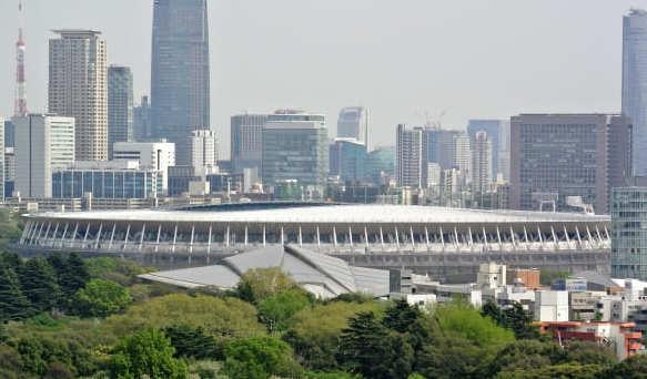 新東京国立競技場