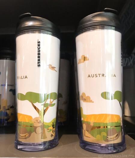 オーストラリア スタバ タンブラー