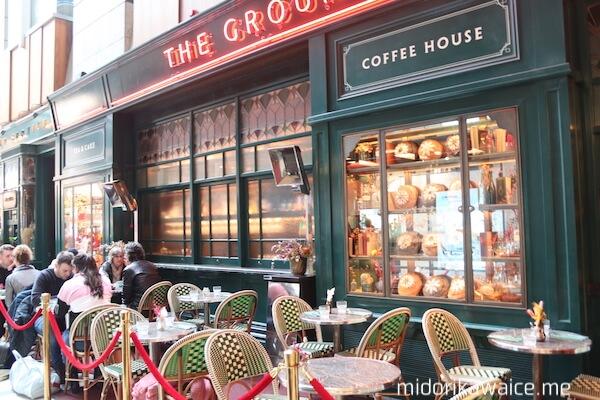THE GROUNDS OF CITY シドニーカフェ シドニー人気カフェ