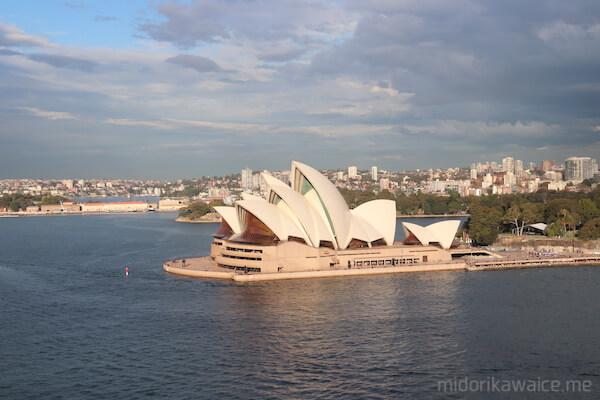 シドニー オペラハウス シドニー旅行