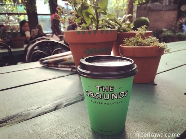 シドニー ザグランズオブアレクサンドリア シドニーカフェ シドニー旅行
