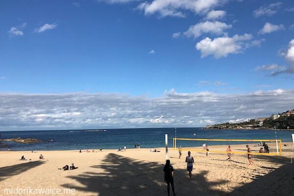 シドニー クージービーチ シドニー旅行 シドニー観光 シドニービーチ