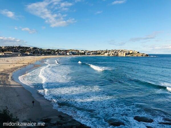 シドニー ボンダイビーチ シドニー旅行 シドニー観光 シドニービーチ