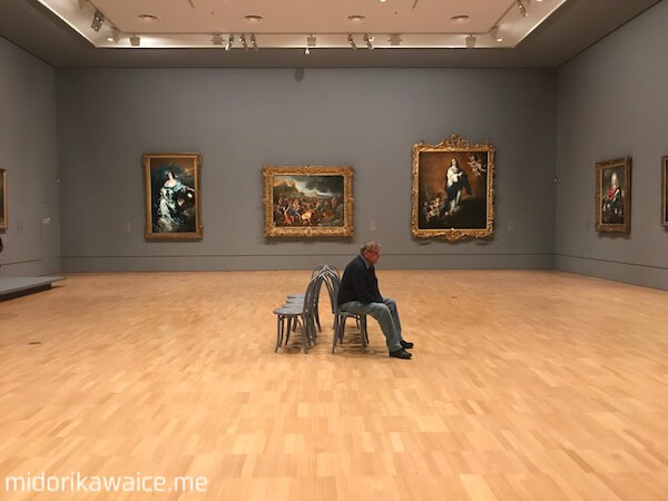 メルボルン観光 メルボルン美術館 ナショナルギャラリーオブビクトリア