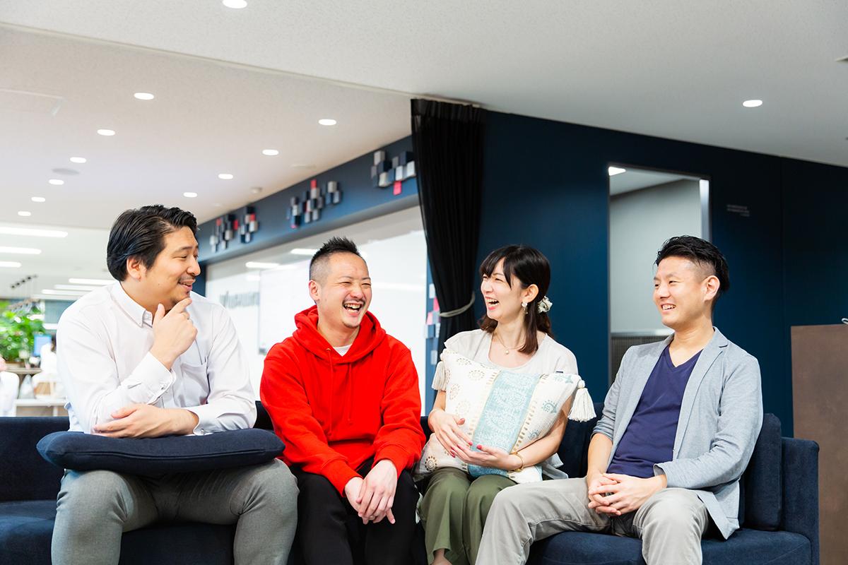 メンバー:小瀬憲人、鳥山誠、黒川恵太、美甘歩