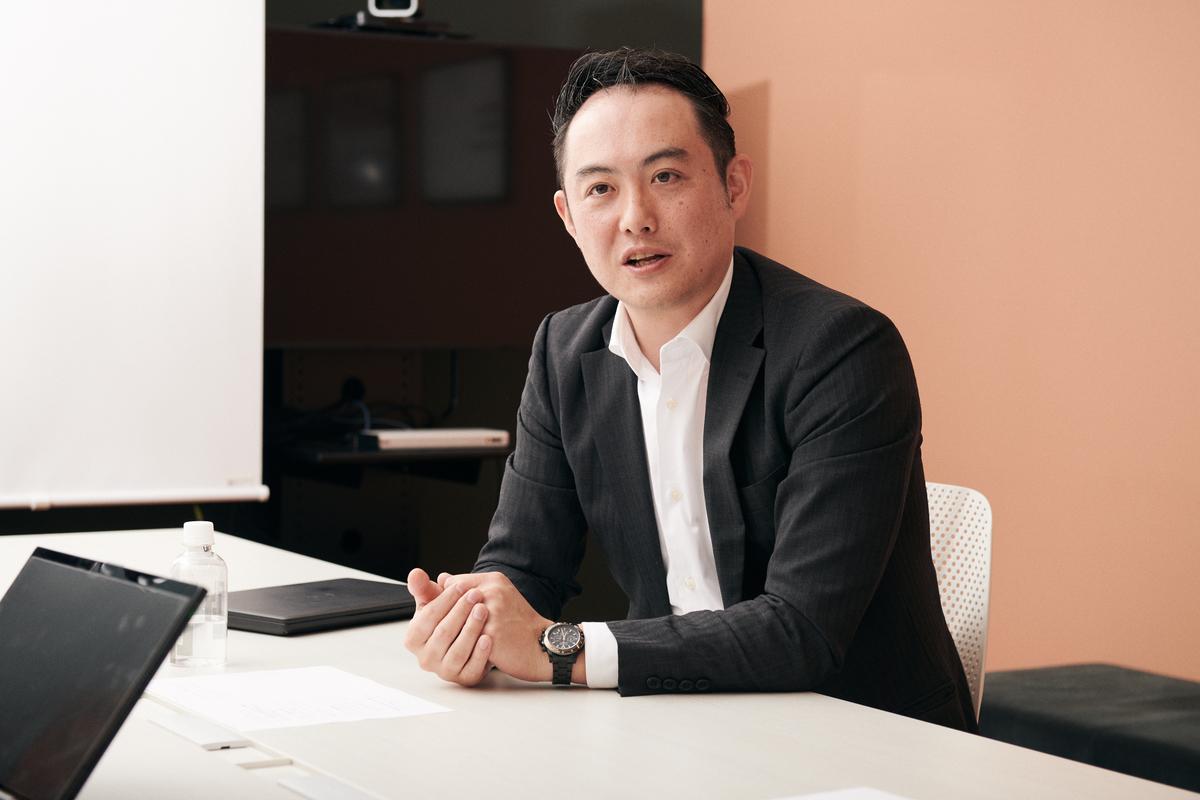 テクノロジー本部 デジタルテクノロジー統括部 ゼネラルマネジャー 斉藤孝章