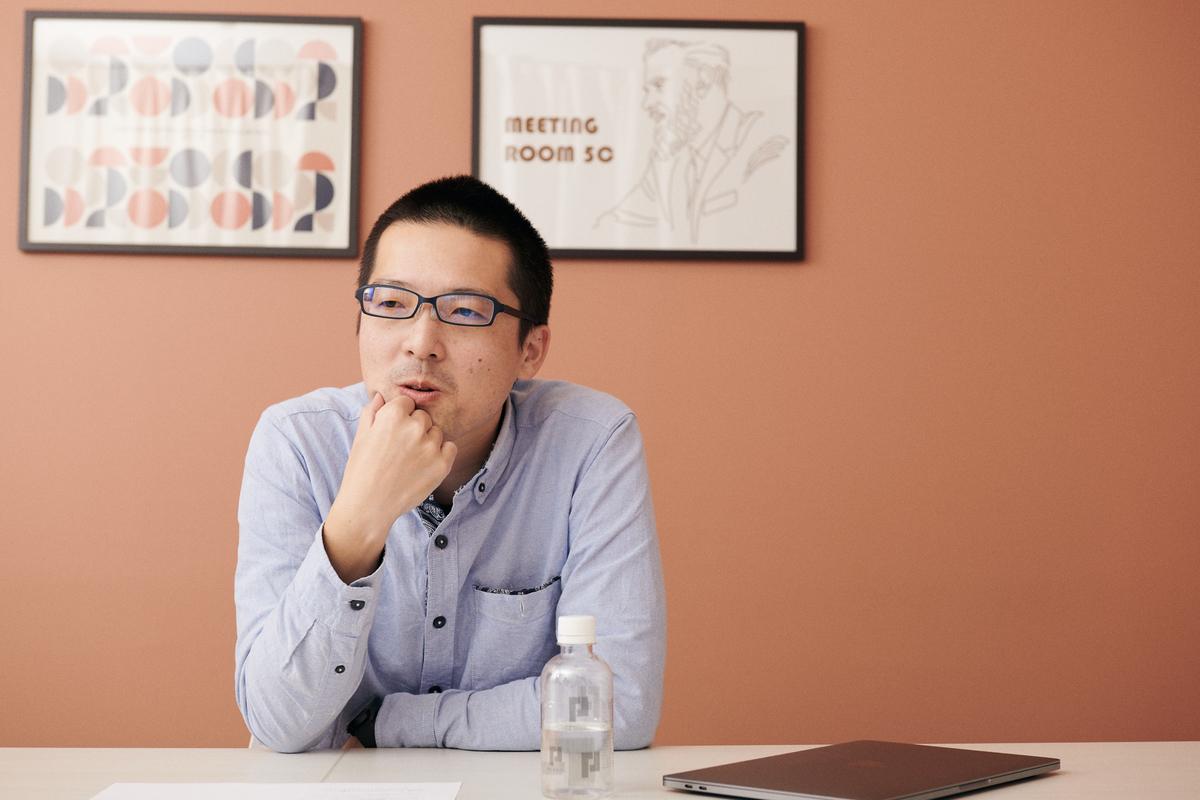 テクノロジー本部 デジタルテクノロジー統括部 データ&テクノロジーソリューション部 シニアエンジニア 清田馨一郎