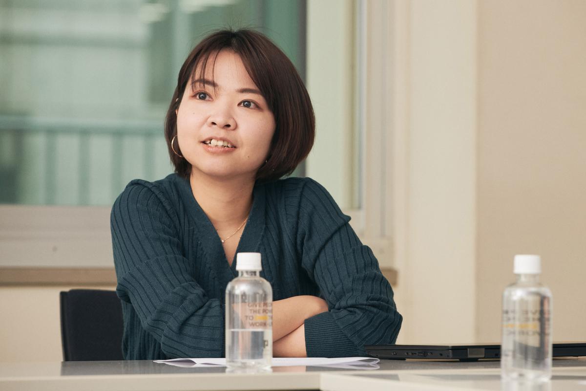 サービス企画開発本部 サービス企画統括部 サービス企画部 エキスパート 大澤侑子