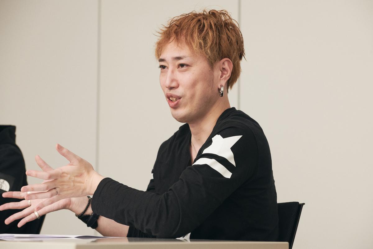 サービス企画開発本部 サービス開発統括部 UXデザイン第2グループ シニアデザイナー 髙澤竜司