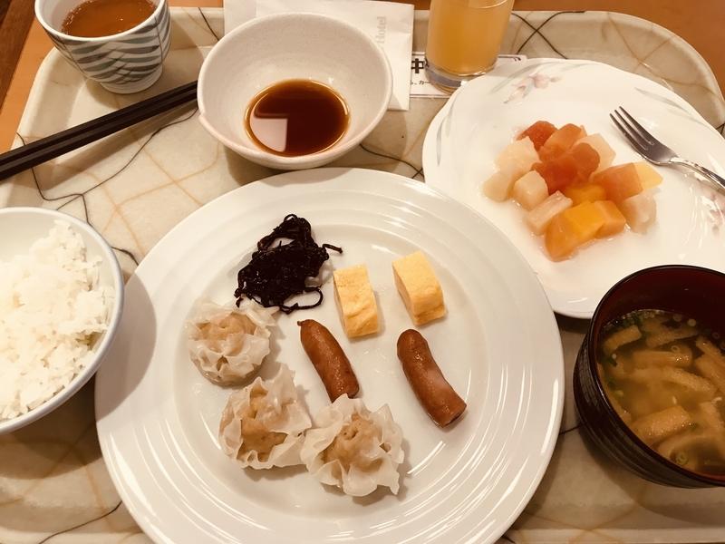 佐世保の朝食
